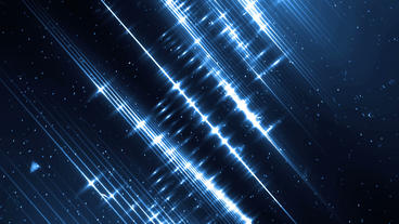VJ Abstract motion blue background Animation