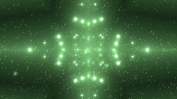 VJ Beautifull Green Motion Background stock footage