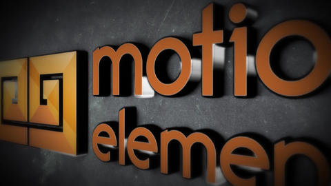 3 D Logo After Effects Template
