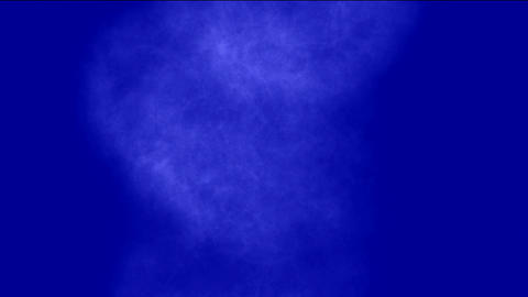Smoky Clouds noise background Animation