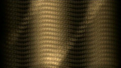 sunlight on golden metal plate,motion wave light,mystery... Stock Video Footage