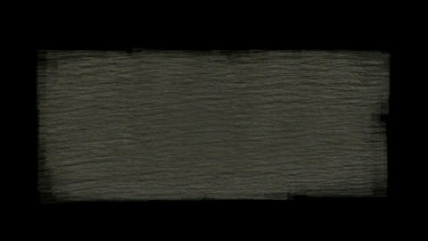 Ancient tomb stone and shek pik,mysterious walls in darkness background Animation
