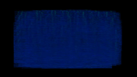 plastic blue paper and silk,tomb stone and shek pik,mysterious walls in darkness background Animation