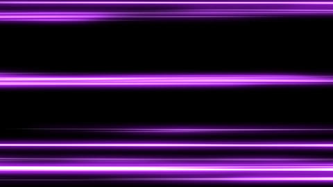 Loopable HD Line Background - Purple Animation
