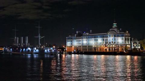 Nakhimov Naval School Footage