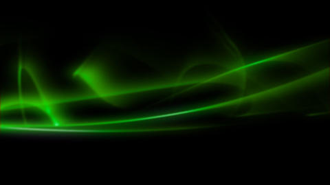 light stroke green Animation
