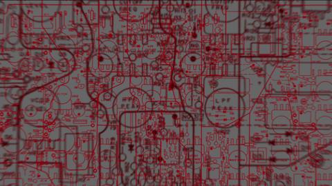 005 Moog LoopNeo Vj Loop Stock Video Footage