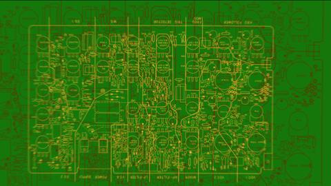 007 Moog LoopNeo Vj Loop Stock Video Footage