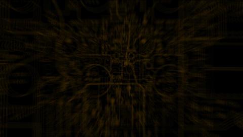 009 Moog LoopNeo Vj Loop Stock Video Footage