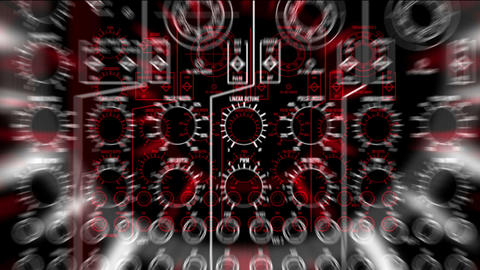 011 Moog LoopNeo Vj Loop Animation