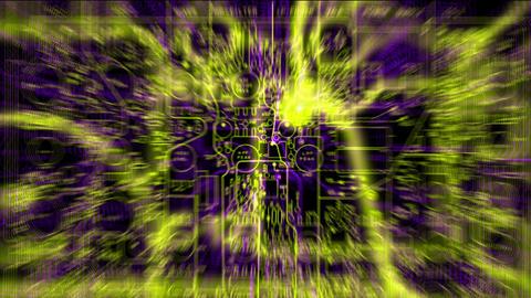 013 Moog LoopNeo Vj Loop Stock Video Footage