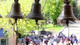 Church bells 3 Footage