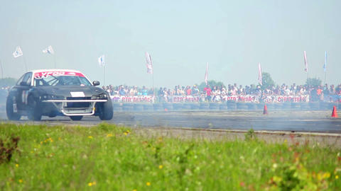 Drift 006 Stock Video Footage