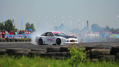 Drift 014 Stock Video Footage