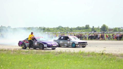 Drift 044 Stock Video Footage