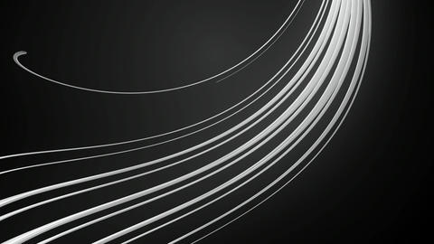 luminance lights lines Animation