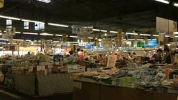 海鮮市場 Footage