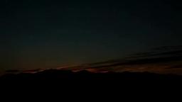 夜明けの木曽駒ヶ岳 Footage
