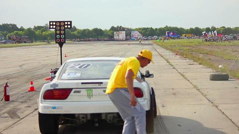 Drift 106 Stock Video Footage