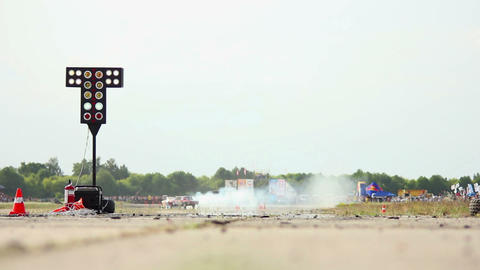Drift 110 Stock Video Footage