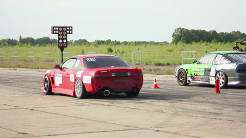 Drift 112 Stock Video Footage