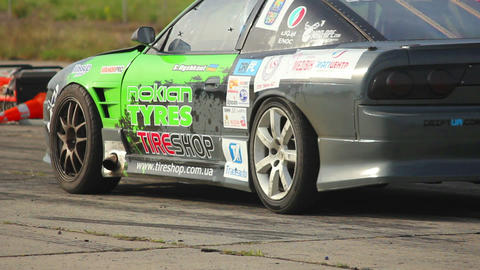 Drift 114 Stock Video Footage