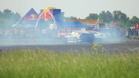 Drift 130 Stock Video Footage