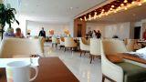 Restaurant in hotel Footage