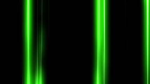 Loopable HD Line Background - Green Stock Video Footage
