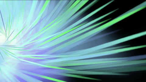 whirl ray light in space,The birth of... Stock Video Footage
