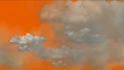 clouds,flying smoke Animation