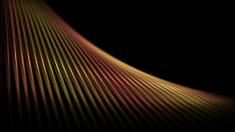 abstract fiber optic,metal machine probe background,music... Stock Video Footage