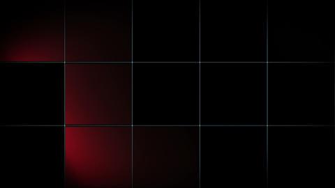 Grid glossy Animation