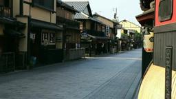 Gion Hanami alley Footage
