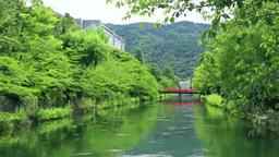 Okazaki Canal Footage