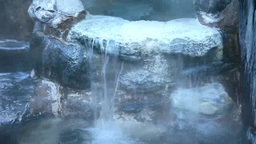 Hot spring Footage