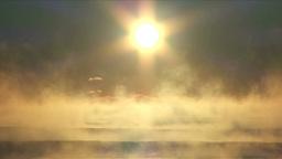 日の出と海とけあらし Footage