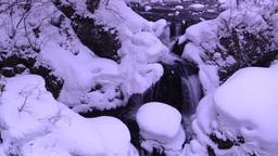 三階滝の冬 Footage