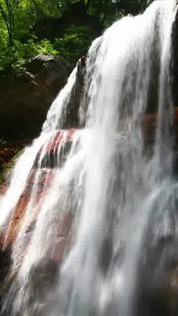 滝の流れ Footage
