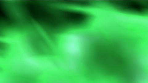 green smoke and light Stock Video Footage