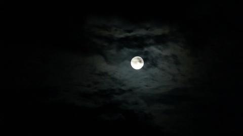 Moon Stock Video Footage
