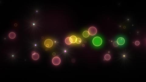 Neon LED Dot11 Ea5b HD Stock Video Footage