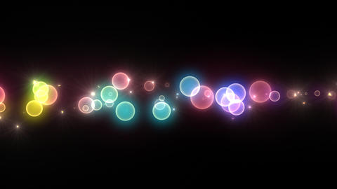 Neon LED Dot11 Ea5b HD Animation