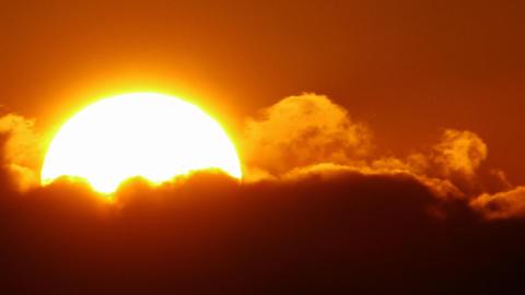 Sunset timelapse 14 Footage