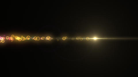 Neon LED Dot11 Ea6b HD Stock Video Footage