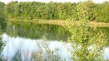Spring Lake Landscape stock footage
