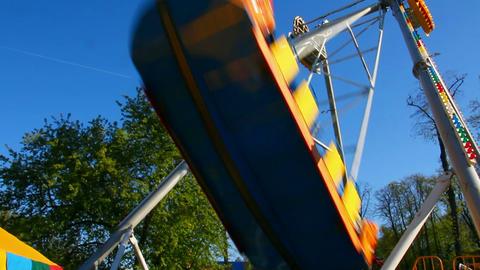 big swing Stock Video Footage