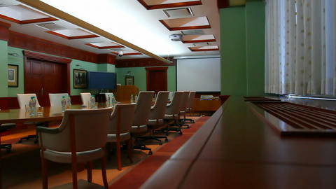 business cabinet meetings interior 影片素材