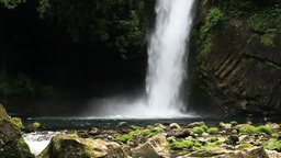 浄蓮の滝の滝壺 Footage