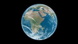 CG 地球 Footage